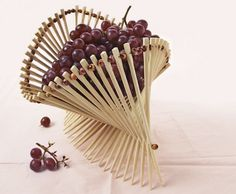 A chopstick basket anyone? This idea is way beyond cool...