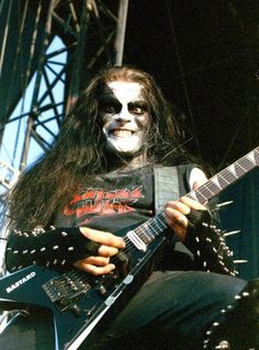 A very happy (er, or whatever emotion is blackest) 39th birthday to Immortal's Abbath Doom Occulta. Assume a Shoebox card would probab...