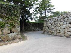 姫路城 南勢隠門 2015.07.06