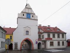 Stadttor von Gryfice (Greifenberg)