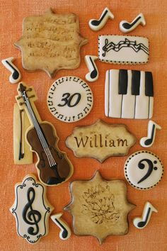 Music cookies   Cookie Connection