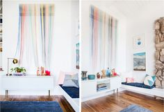 The magic of photo editing - how home tours are photoshopped for magazines...