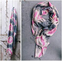 Bontu  Pink & Grey by HeshimaKenya on Etsy, $34.00