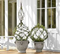 Garden Accents & Garden Ornaments and Accessories | Pottery Barn