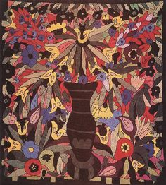 Lesznai Anna Ady párna Art Deco Pattern, Hanging Art, Art School, Illustrators, My Favorite Things, Create, Anna, Blog, Explorer
