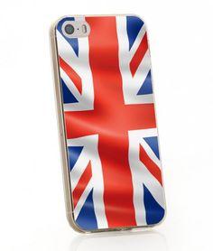 iPhone 5 5s Großbritannien Flaggen Case nur 7,90 Euro