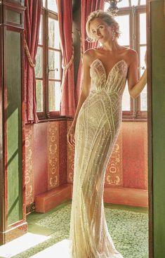 Solo Merav Wedding Dresses 2016 - MODwedding