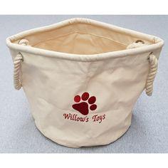 Pawprint Toy bag