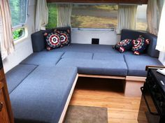 J-Lounge remodel almost complete - Page 2 - Airstream Forums
