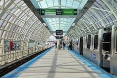 Gallery - Cermak McCormick Place Station / Ross Barney Architects - 5