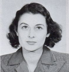 Lilian Rolfe 1914-1945. British spy in WW2, wireless operator, reported on German troop movements, took part in  French Resistance missions. Executed at Ravensbruck Concentration Camp.