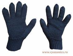 Мужские перчатки спицами, описание здесь - http://vyazaniex.ru/index.php/mn-02?id=226