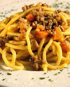 You though spaghetti was good? Wait until you try bigoli