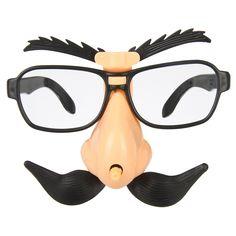 $5.69 Funny Glasses Hobbies Gadgets Costume Kit