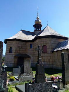 Kostel Panny Marie Sněžné Vel.Karlovice