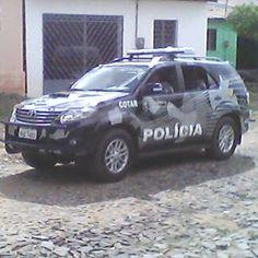 Comando tático rural  em Itapiúna