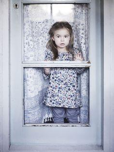 Pierrot la Lune AW15 timeless organic children's clothing for Autumn | Little Scandinavian