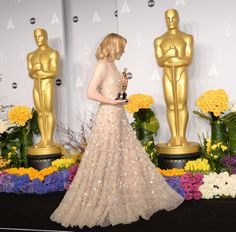 Cate Blanchett - Press Room at the 86th Annual Academy Awards