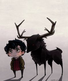Will and Ravenstag.