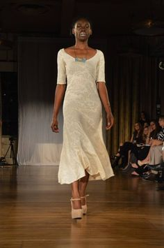 Cream Maxi Dress  ww