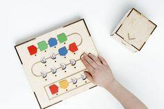 Cubetto on Kickstarter
