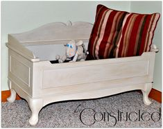 DIY Dog Bed: Rehash Your Trash Reveal |
