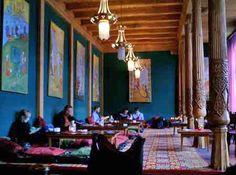 tajikistan tearoom | central asia in the middle of berlin