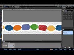 ▶ Sticker-ize Elements - Digital Scrapbook Tutorial - PSE - YouTube  ChellesCreations