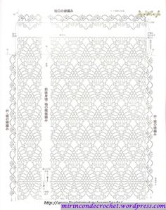 Crochet.es.un.arte!: Bolero: El punto piña esta Hermoso y el Bolero esta Sublime…