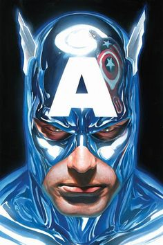 Captain America #34 Variant Cover//Marvel/Alex Ross/ Comic Art Community GALLERY OF COMIC ART