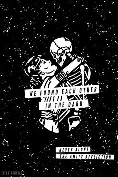 Never Alone // The Amity Affliction