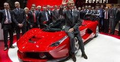 Ferrari to employees: Put brakes on group emails   See more about Ferrari and Business.