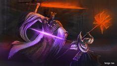 Dark Souls 3 - Pontiff Sulyvahn by OniRuu on DeviantArt