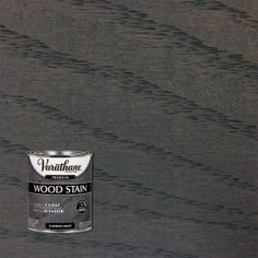 Aged Barrel Premium Fast Dry Interior Wood Stain - 355399 - The Home Depot Concrete Floor Coatings, Concrete Resurfacing, Concrete Floors, Interior Wood Stain, Flat Interior, Stain Furniture, Painting Countertops, Painting Cabinets, Tile Refinishing