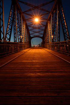 Nassaubrücke | Wilhelmshaven | Niedersachsen