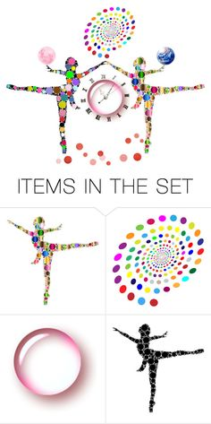 """The Circle of Life'"" by dianefantasy ❤ liked on Polyvore featuring arte"
