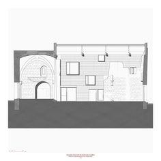 Gallery of Santa María de Vilanova de la Barca / AleaOlea architecture & landscape - 21