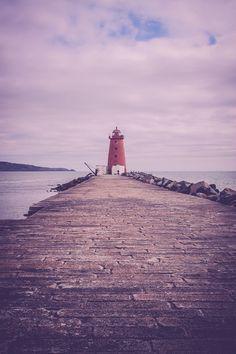 "500px / Photo ""Poolbeg Lighthouse"" by Robinson Becquart"
