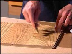 ▶ How to repair damaged laminate floor with FloorFil - YouTube