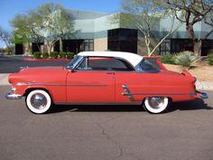 1953 Ford Crestline Crown Victoria