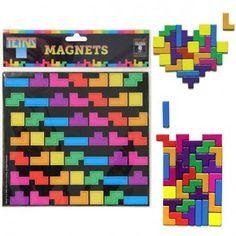 Imanes de nevera Tetris - Tienda de regalos originales QueLoVendan.com