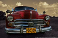 https://flic.kr/p/pS6uUJ | Car | A beautiful Cuban car spotted and captured on parking lot nearby Vinales, Cuba.   This image is available for licensing from:  500px Prime Alamy PantherMedia Mostphotos Pond5 Foap iStock licensing.pixels.com Depositphotos  Prints and designs on this image are available from:  Zazzle Redbubble Fine Art America  jekurantodistaja.wordpress.com