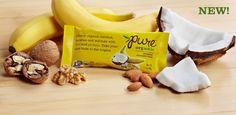 Banana Coconut Pure Bar.