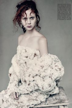 Vogue Italia March 2016 - Natalie Westling - Paolo Roversi