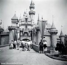 Castle at Disney land was by Arto but of course Disney made a much bigger one