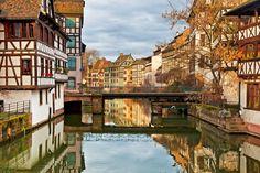 Vuelos baratos a Alsacia para los Mercados de Navidad desde sólo 43€ ida y vuelta