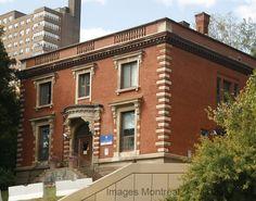J. Henry Birks house, ,Pine avenue, Montreal.  Built in 1898