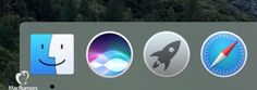 New OS X leak shows Siri on Mac