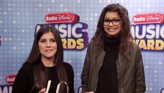 Video: Zendaya Saying Tongue Twisters At Radio Disney April 2015 - Dis411