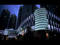 The World's Largest LED Illuminated Facade - Mal Taman Anggrek (Jakarta, INDONESIA)